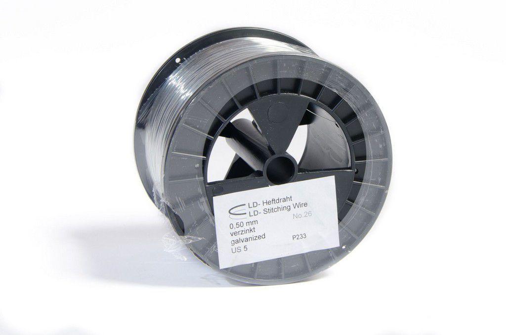 2.25 Kg Reel Frame Wire 0.50mm Galv • Ecrotek